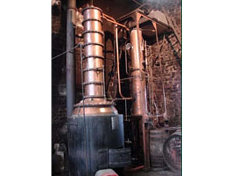 Distillerie La Monnerie - Cerisy Belle Etoile