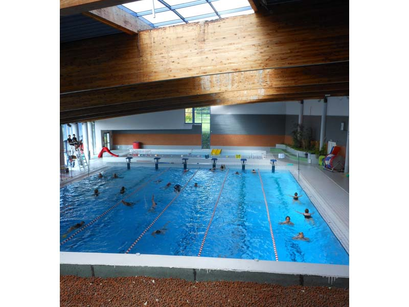 Centre aquatique alen a alencon in normandy cdt de l 39 orne for Tarif piscine diffazur
