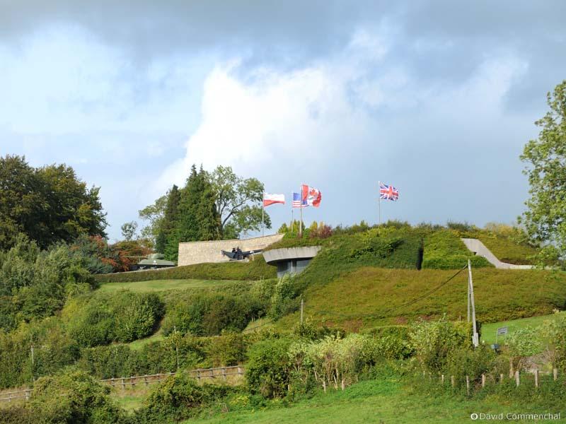 Bataille de Normandie - Montormel