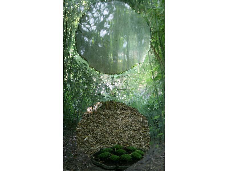 jardin int rieur ciel ouvert athis val de rouvre in. Black Bedroom Furniture Sets. Home Design Ideas