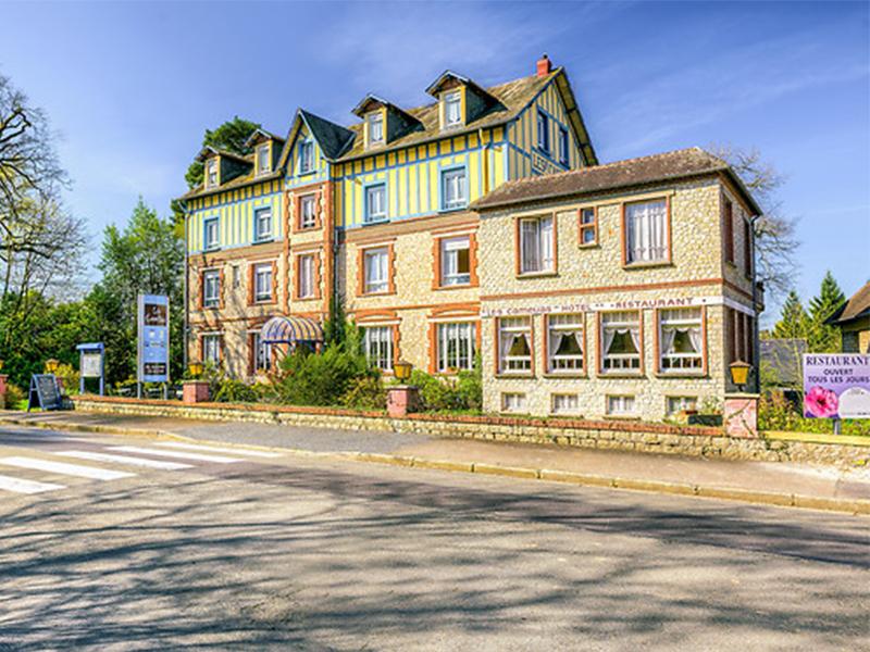 Hôtel-Restaurant Les Camelias