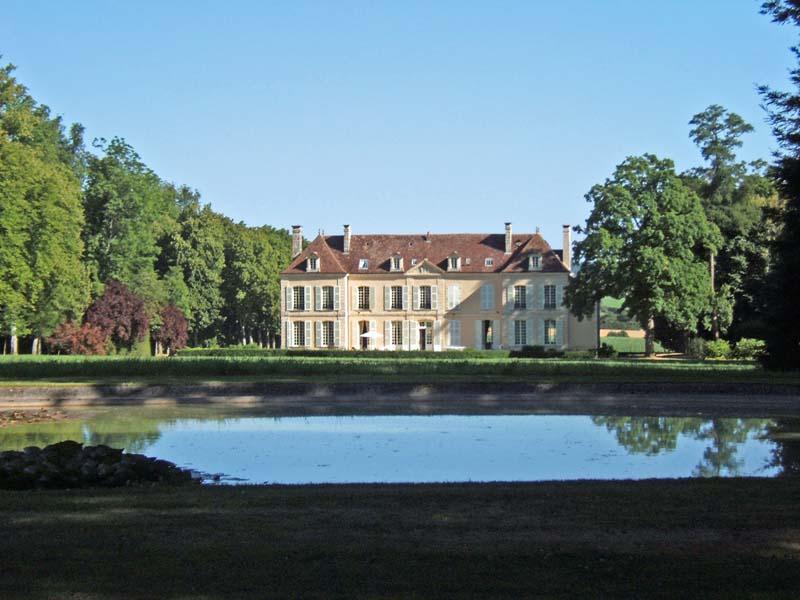 Parc du château de Lorière - La Rouge