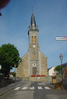 Eglise de putanges P