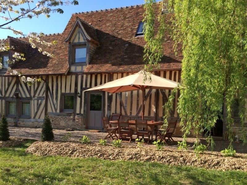 Gîte L'Oisellerie - L'étang cottage