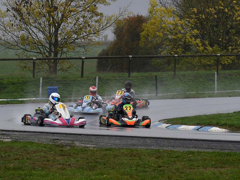 Circuit internatinal de Karting - Aunay les Bois