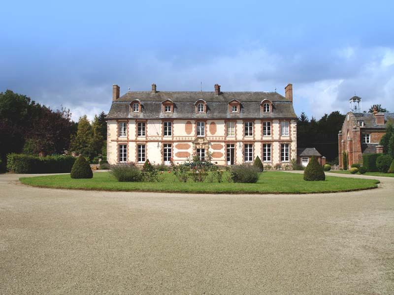 Parc du château de Villers en Ouche