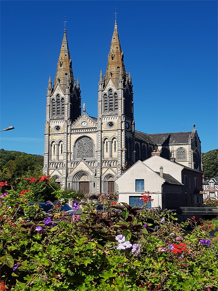 Photo Eglise Vimoutiers