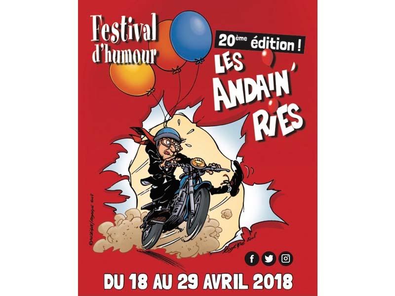 Festival des Andain'ries - Bagnoles de l'Orne