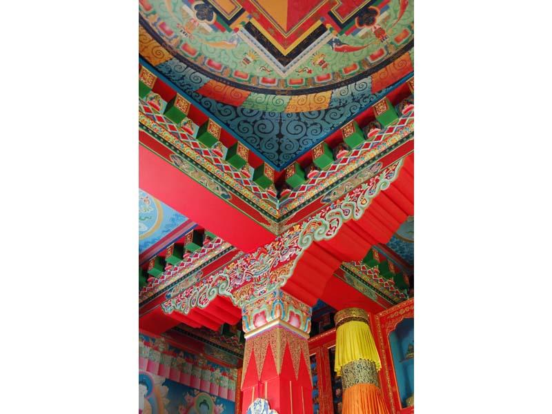 Centre tibétaine - Aubry le Panthou