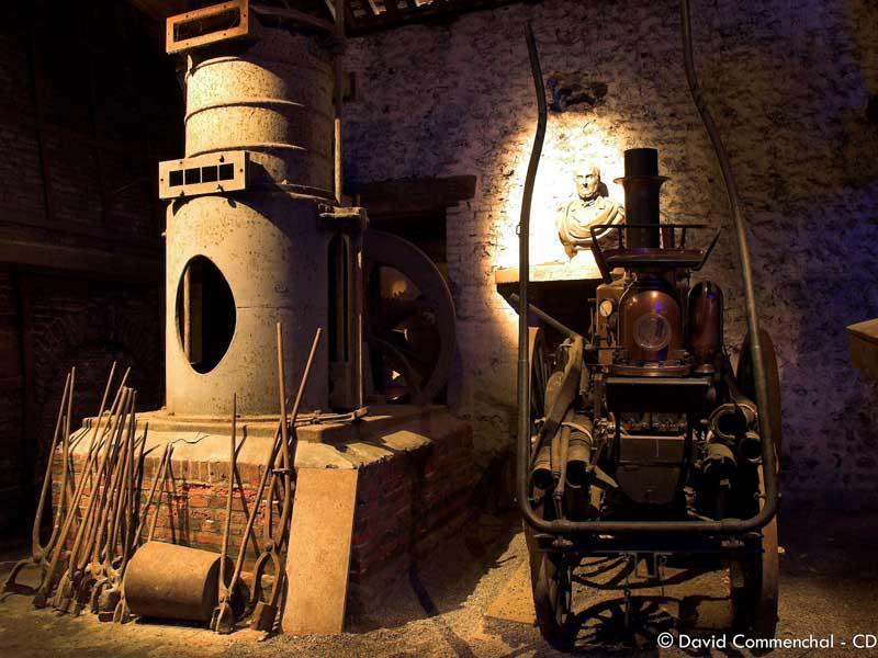 Musée de la Grosse Forge - Aube