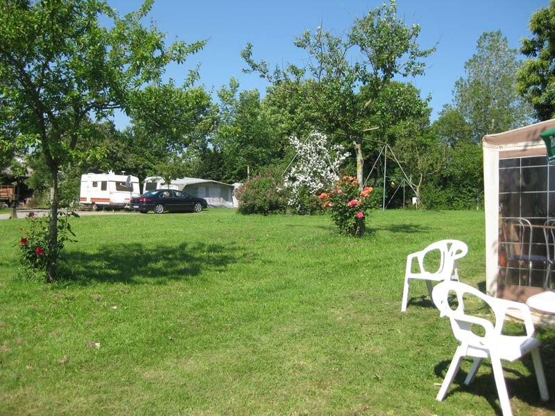 Camping Le Cuvet - Exmes