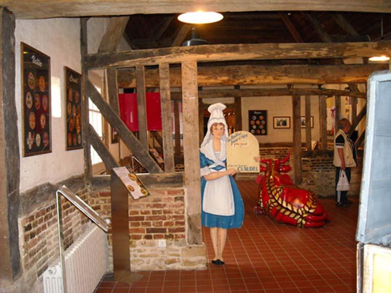 Maison du Camembert - Camembert