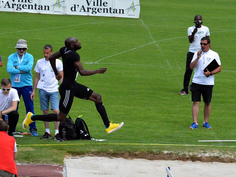 meeting athletisme - Argentan