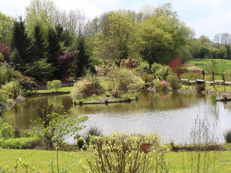Jardin Les Hortensias