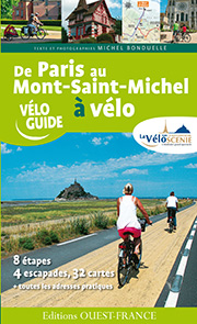 copyright:Paris - Le Mont Saint Michel à Vélo