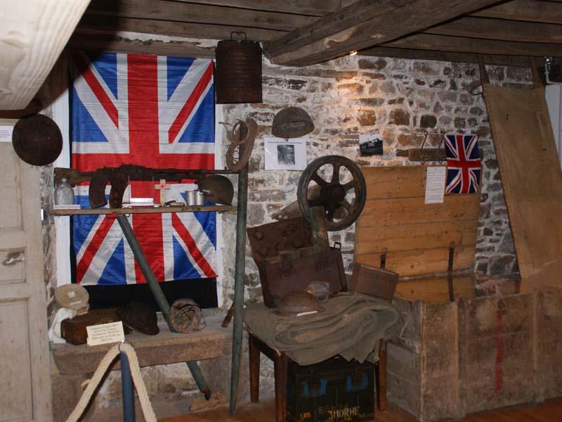 Petit musée de la Libération de Berjou